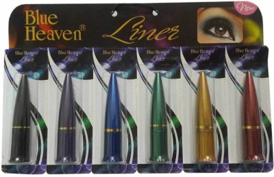 BLUE HEAVEN KAJAL COLOR LINE EYE LINER 6 g