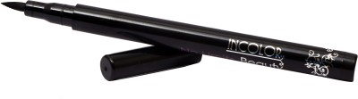 INCOLOR Maxi Precision Pen Eye Liner 2 g(Black)