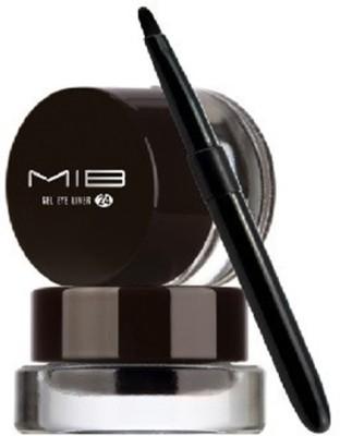 MIB Gel Eyeliner Black Track Fluid Line 3 g