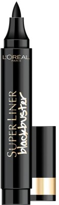 L,Oreal Paris new super liner blackbuster 2.5 g(Black)