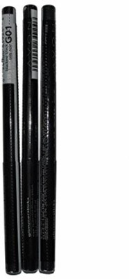 Avon Lot Of Glimmersticks Liner Blackest Black 0.5 ml