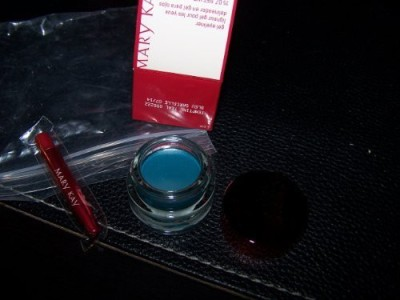 Mary Kay Gel Eyeliner Tempting Teal Gel With Brush 0.5 ml