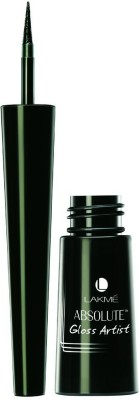 Lakme Absolute Gloss Artist 2.5 ml(Black)
