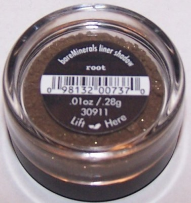 Bare Escentuals Root Liner Shadow New Sealed 0.28 g