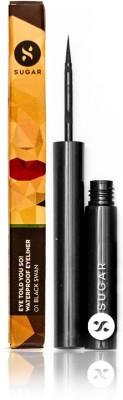 Sugar Eye Told You So! Waterproof Eyeliner - Black Swan 1.7 ml