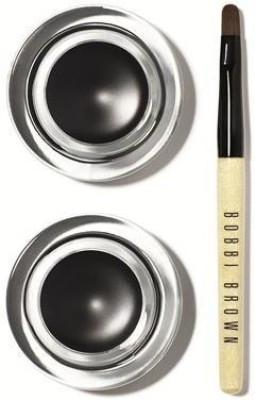 bobbi brown Long-Wear Gel duo with ultra fine eye liner brush 6 g