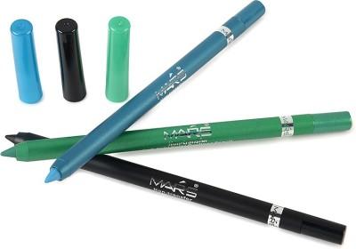 Mars Soft Kohl Kajal Eyeliner Pencil Good Choice Pack Of 6-K-P 9 g