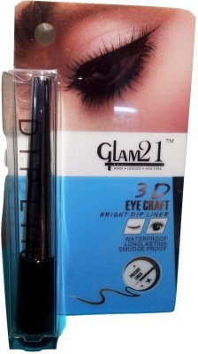 GLAM 21 3D EYE CRAFT BRIGHT DIP LINER 5 ml
