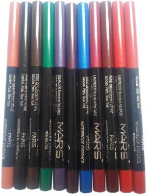 mars Eye Pencil 11 Different Shades 2.1 g
