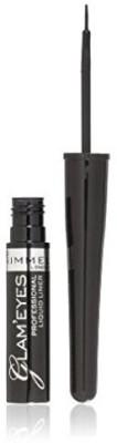 Rimmel Glam Liquid Liner Black Glamour 34224474001 0.5 ml