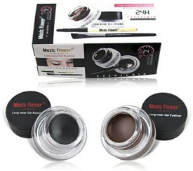 MUSIC FLOWER Eye Studio 24 hours Long Wear Gel Eyeliner 3 g