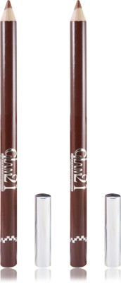 GLAM 21 BROWN GLIMMERSTICKS FOR EYES & LIPS PACK OF 2PCS 1.8 g