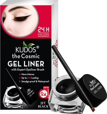 Kudos Color Expert The Cosmic Gel Eye Liner Black 4.2 g