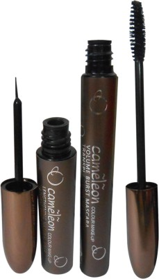 Cameleon Fiber Natural Eyeliner Volume Burst Mascara Transplanting Gel 12 ml