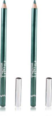 GLAM 21 GREEN GLIMMERSTICKS FOR EYES & LIPS PACK OF 2 PCS 1.8 g