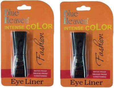 Blue Heaven Fashion Eyeliner( Set of 2 Pc) 6 ml