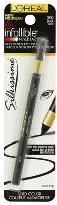 L,Oreal Paris Silkissime by Infallible Eyeliner 0.85 g