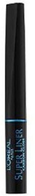 L,Oreal Paris Super Liner Carbon Gloss 6 ml(Extra Black)