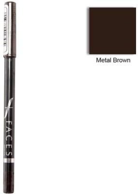 Faces Eye Pencil Metal Brown 05, 1.2 g