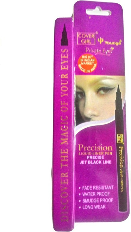 Covergirl Precision Liquid Liner Pen 1.5 ml(Black)