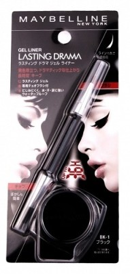 Maybelline Eye Studio Lasting Drama 36H Gel Eye Liner with 2-way Brush 2.5 g