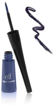 e.l.f. Cosmetics Essential Liquid Midnight Liner Elf Makeup Professional 0.5 ml