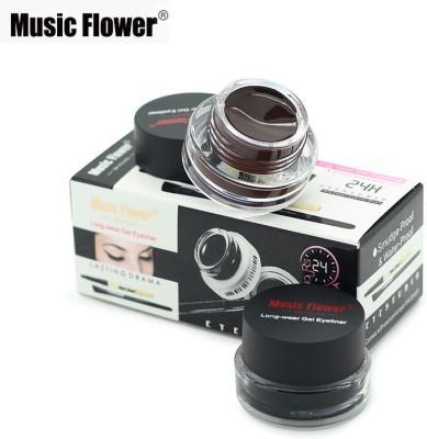 MUSIC FLOWER Gel Eyeliner 6 g