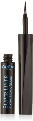 L,Oreal Paris Super Liner Extra Black Gloss 6 ml