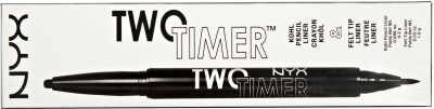 Nyx Two Timer - Dual Ended Eyeliner 1.2 ml