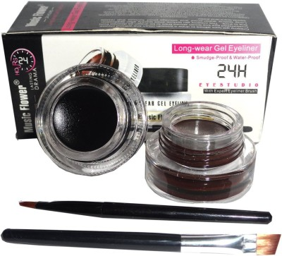 Music Flower Music Gel Eyeliner 5(Music Flower black)
