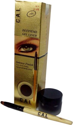 C.A.L Los Angeles Define Me Gel Eye Liner 2.8 g