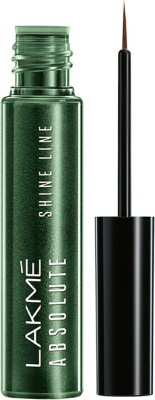Lakme Absolute Shine Line Eye Liner 4.5 ml(Sparkling Olive)