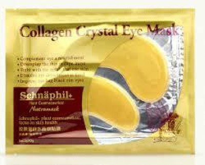 Ardisle Gold Collagen Bio Crystal Eye Mask (2 pcs)
