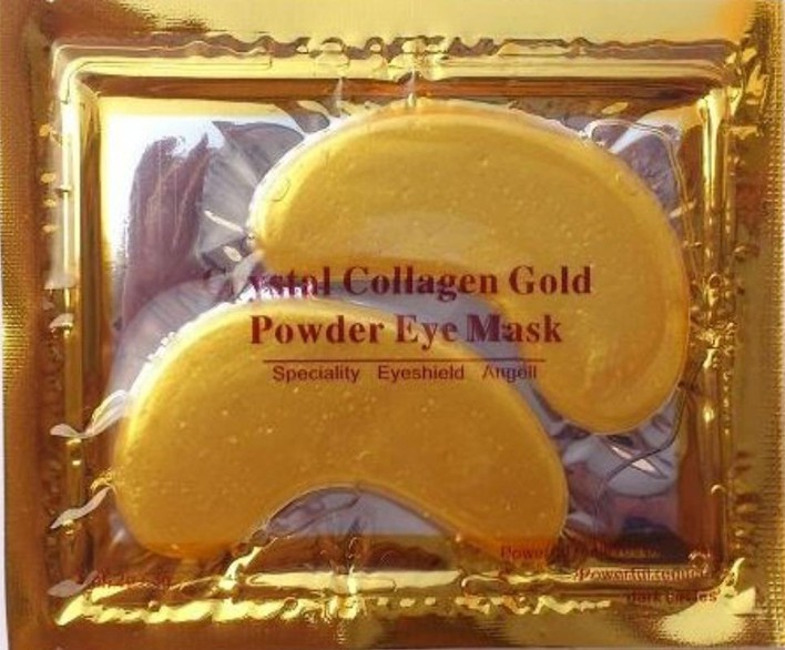 SENECIO� Golden Collagen Eyelid Moisturising Eye Mask(6 g)