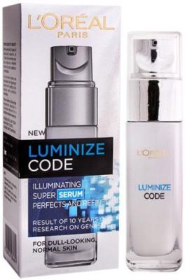 LOreal Paris Luminize code illuminating super serum