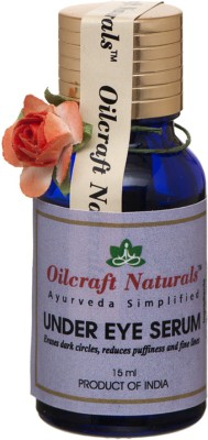 Oilcraft Naturals Under Eye Serum