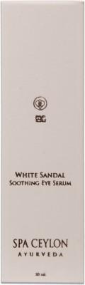 Spa Ceylon Luxury Ayurveda White Sandal Soothing Eye Serum