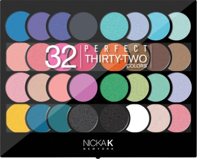 Nicka K Perfect Thirty-two Colors - 2 32.8 g