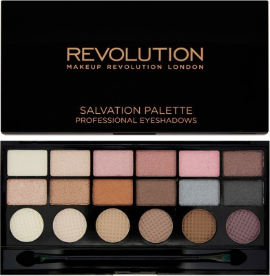 Makeup Revolution London Girl Panic 18 Exclusive Eyeshadow Salvation Palette 13 g
