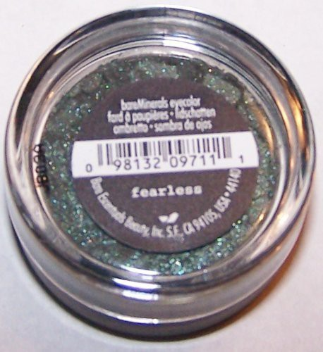 Bare Escentuals Fearless Sugar shadow Bare Minerals Color Shadow Bareminerals color /G New Sealed 0.57 g(mineral)