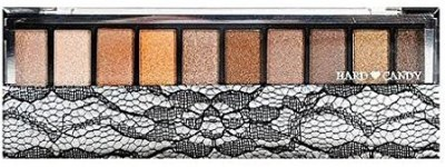 Hard Candy Top Ten Shadow Naturally Gorgeous Palette 60524 3 g