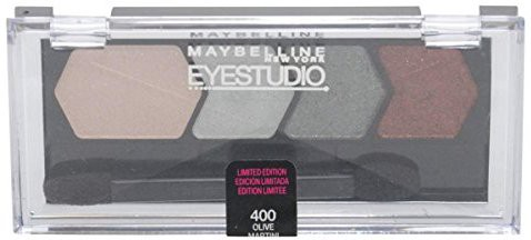 Maybelline studio Limited Edition shadow Olive Martini 400 3 g(Shadow)