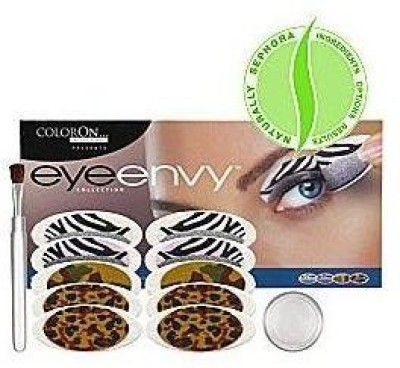 Coloron Professional Color On Professional Shadow Envy Exotic Kit 3 g