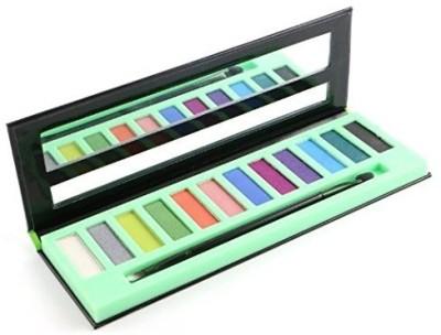 La Girl Usa Cosmetics L Girl Beauty Brick shadow Collection Neon) GES331 3 g
