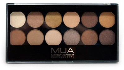 MUA MAKEUP ACADEMY Eyeshadow Palette 9.6 g