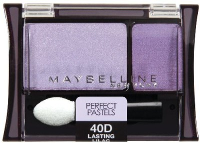 Maybeline New York Expert Wear shadow Duos Lasting Lilac Perfect Pastels 435EDU-40 2.4 ml