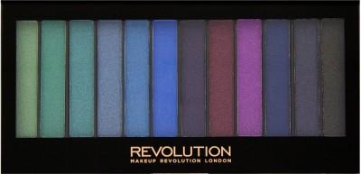 Makeup Revolution London Redemption Palette Mermaids Vs Unicorns 14 g(Multicolor)