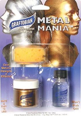 Graftobian Metal Mania Makeup Kit 28 g