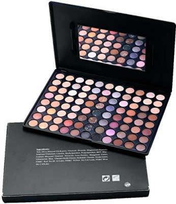 FASH Limited Fash Hot Matte And Shimmer shadow Palette 3 g