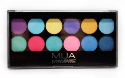 MUA MAKEUP ACADEMY Colourful 9.6 g